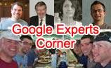 Google Experts Corner