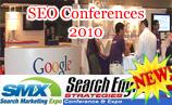 SEO Conferences 2010